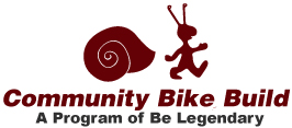 Community Bike Build by Be Legendary