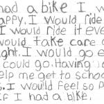 build a bike!